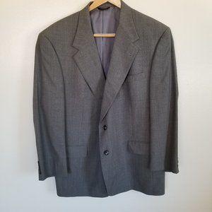 Hart Schaffner & Marx Gray Sport Coat Blazer